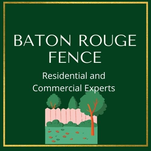 Baton Rouge Fence logo Res and Comm