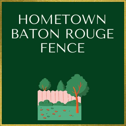 Logo Hometown BR Fence