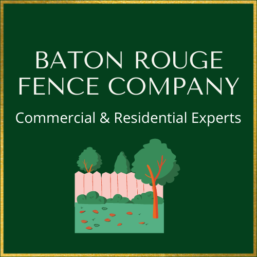 Copy of Baton Rouge Fence Company Logo